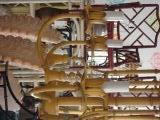 Faux Bamboo Pagoda Chandelier image 2