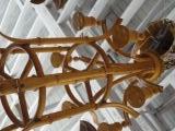 Faux Bamboo Pagoda Chandelier image 9