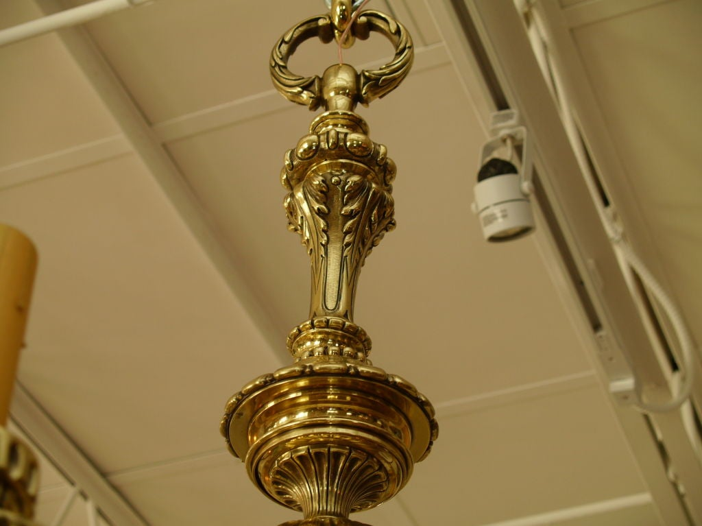 1940s French Chandelier For Sale At 1stdibs