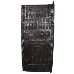 Door from the Dogon Tribe