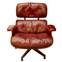 Early 60's Eames Lounge Chair