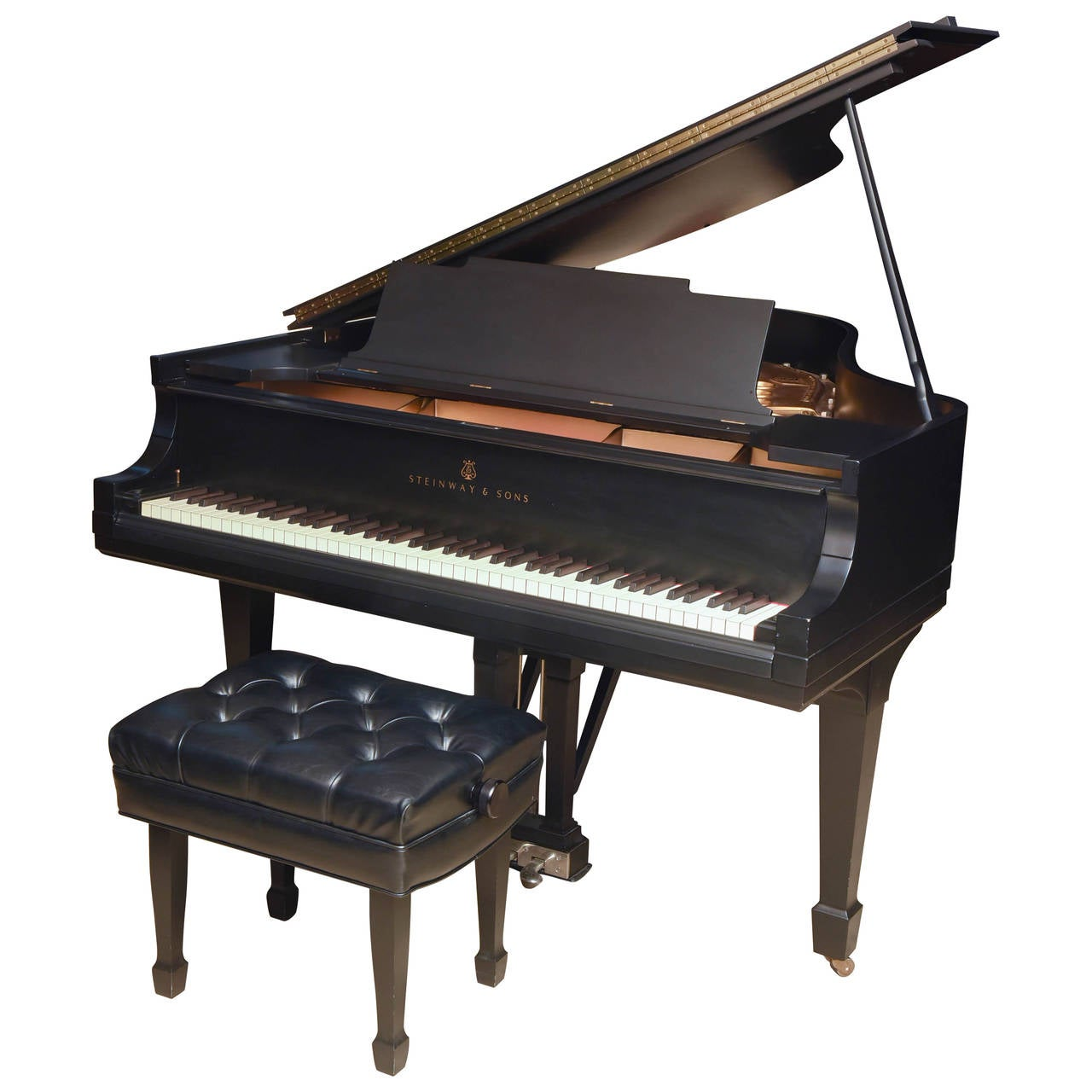 Steinway grand piano from 1921 for sale at 1stdibs for Royal pianos