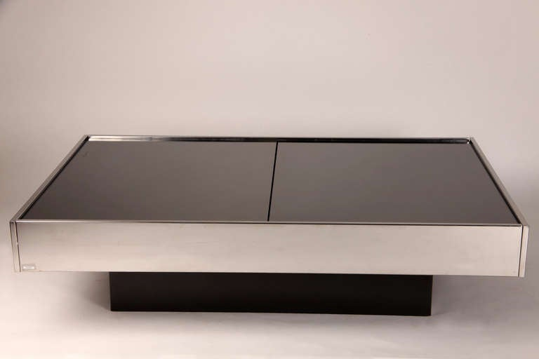 Mini Bar Coffee Table By Willy Rizzo Image 2
