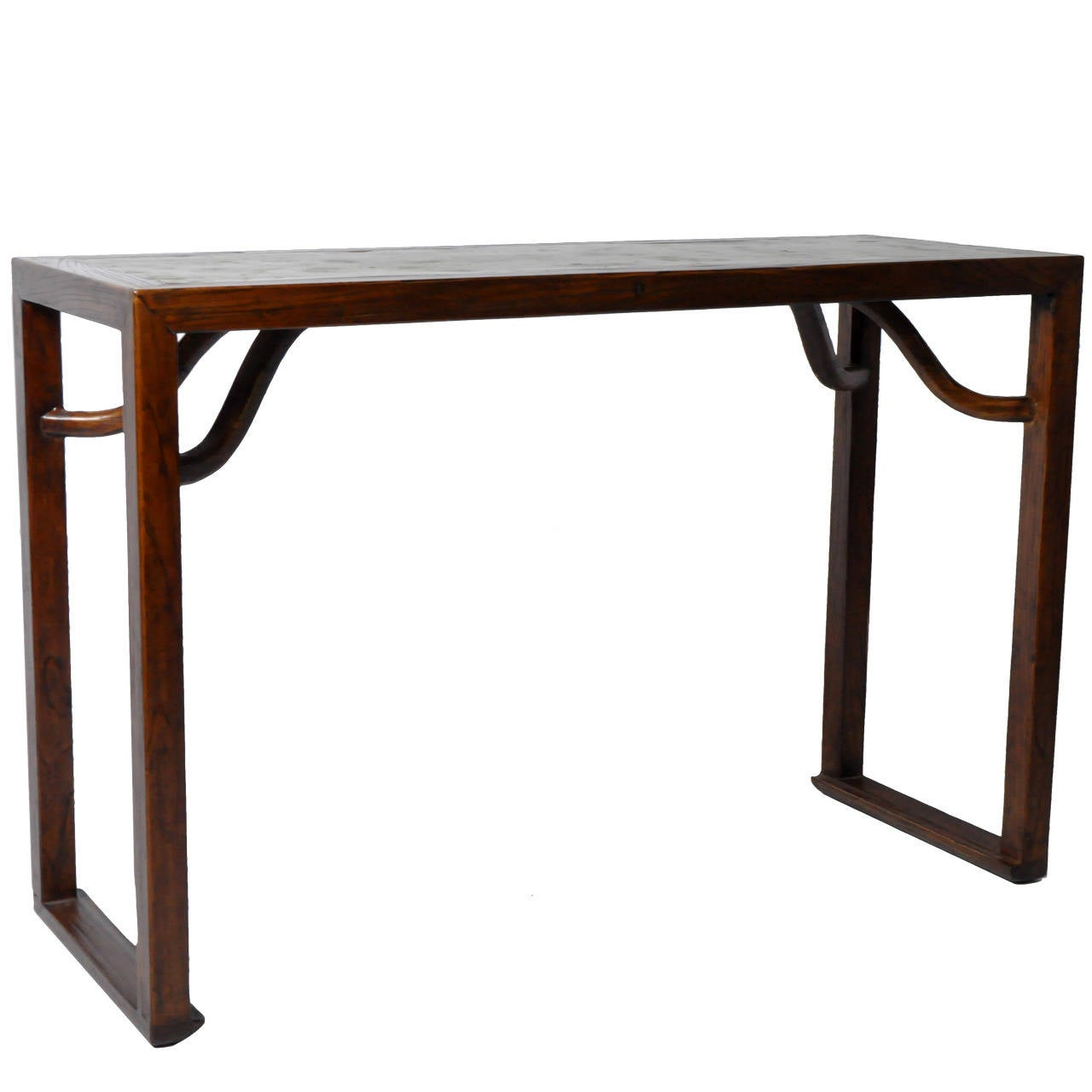 Stone Console Table: 19th Century Console Table With Stone Top At 1stdibs