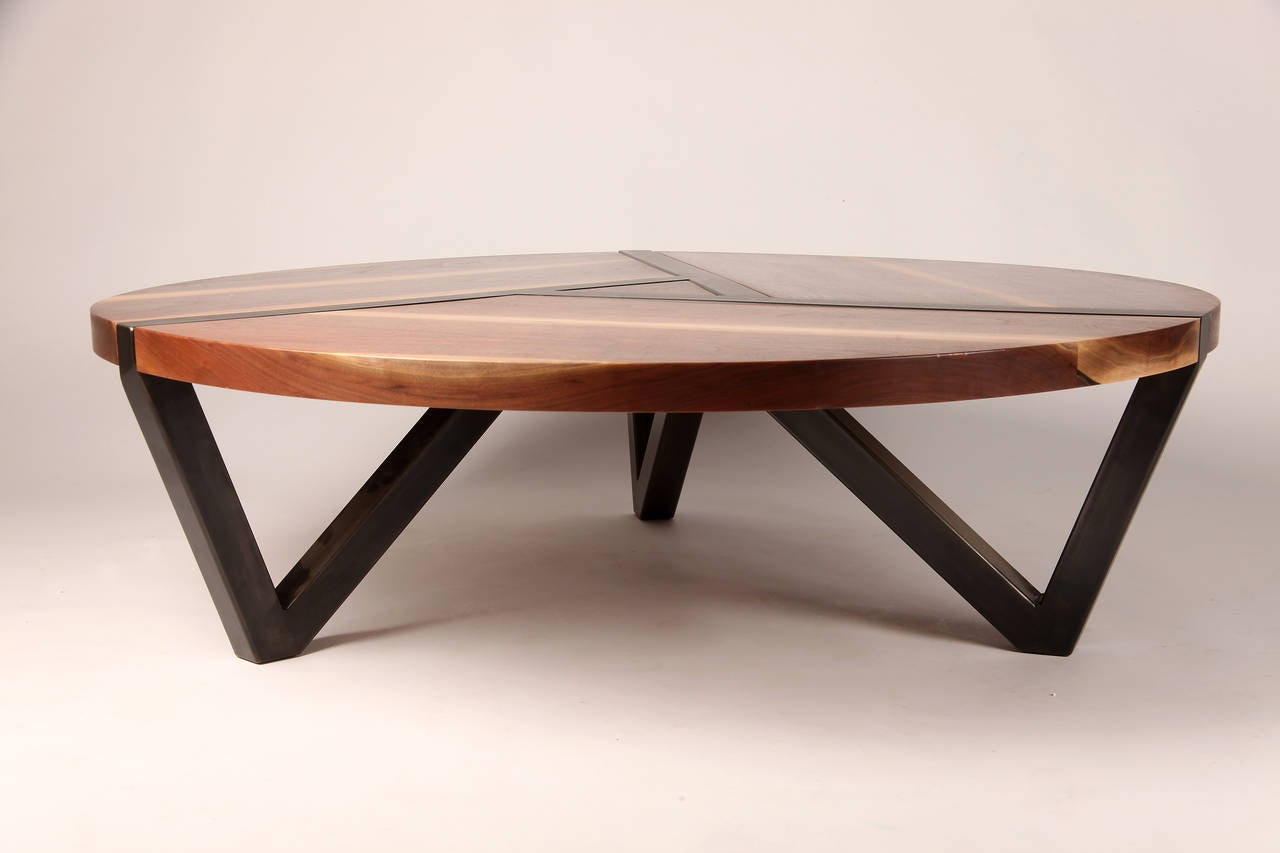 Fractal Coffee Table For Sale At 1stdibs