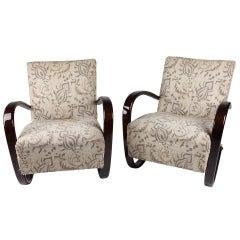 Czech Lounge Chairs