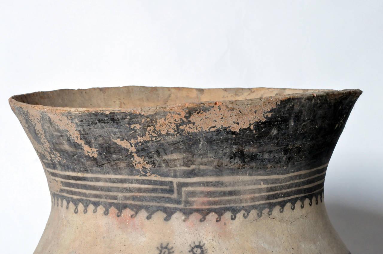 Massive Neolithic Vessel In Good Condition For Sale In Chicago, IL