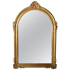 Monumental Louis XV Style Mirror