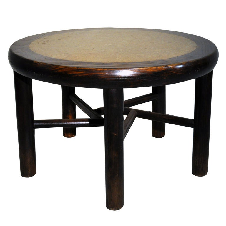 Chinese Round Coffee Table At 1stdibs