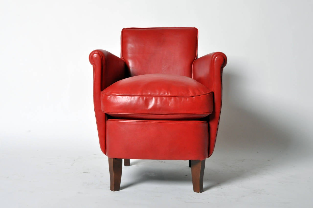 Petite Club Chair For Sale At 1stdibs