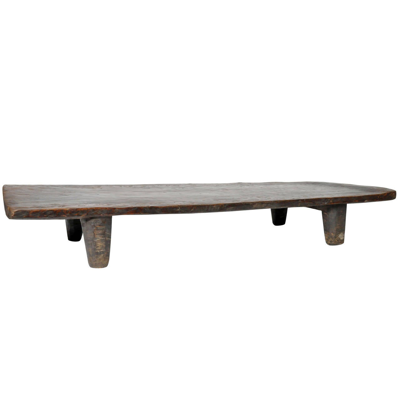 Rustic Naga Day Bed At 1stdibs