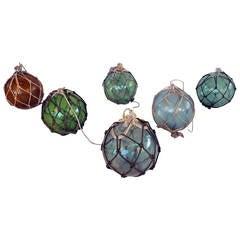 Japanese Glass Fishing Floats