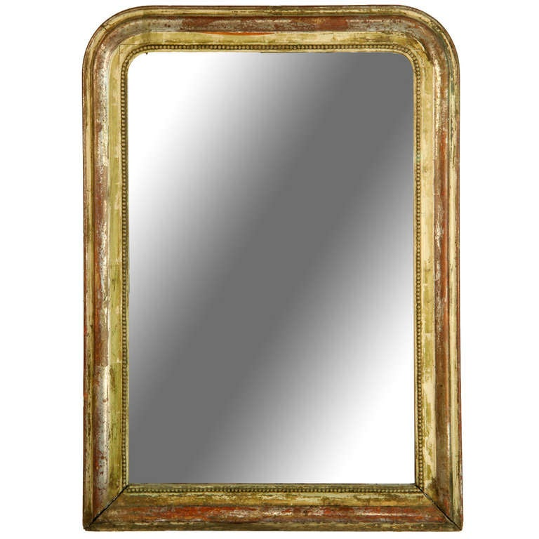 Louis Philippe Style Mirror For Sale