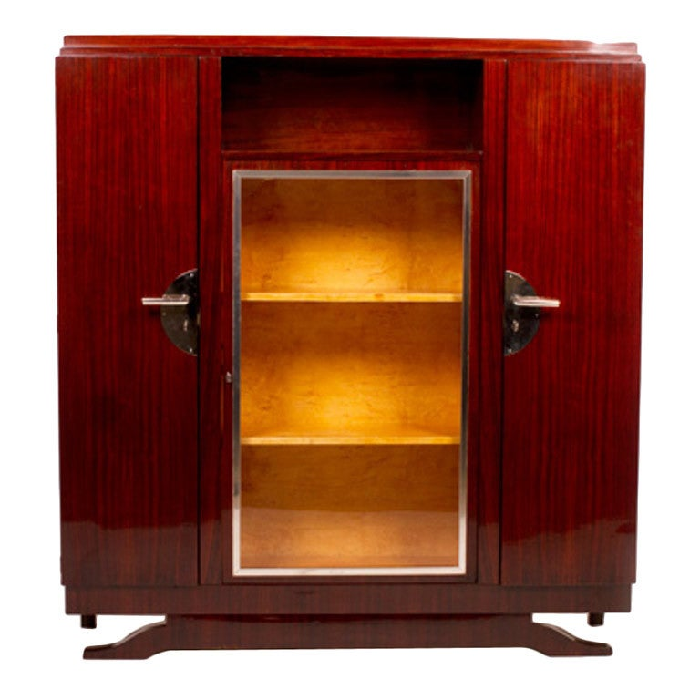 Art Deco Kitchen Cabinets: Art Deco Cabinet For Sale At 1stdibs