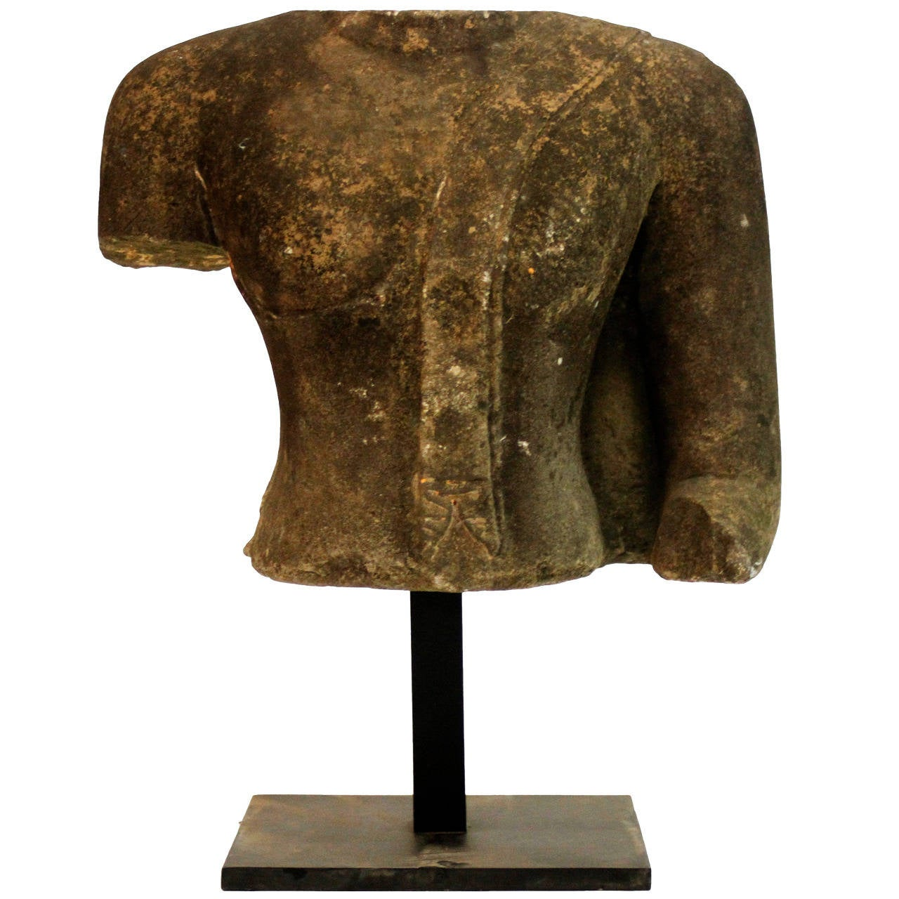 16th Century Buddha Torso For Sale