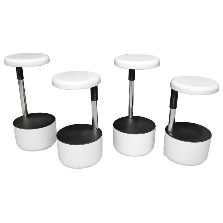 Set of 4 quotGolfquot Bar Stools by Roberto Lucci and Paolo  : XXXP15704901 from 1stdibs.com size 768 x 768 jpeg 26kB