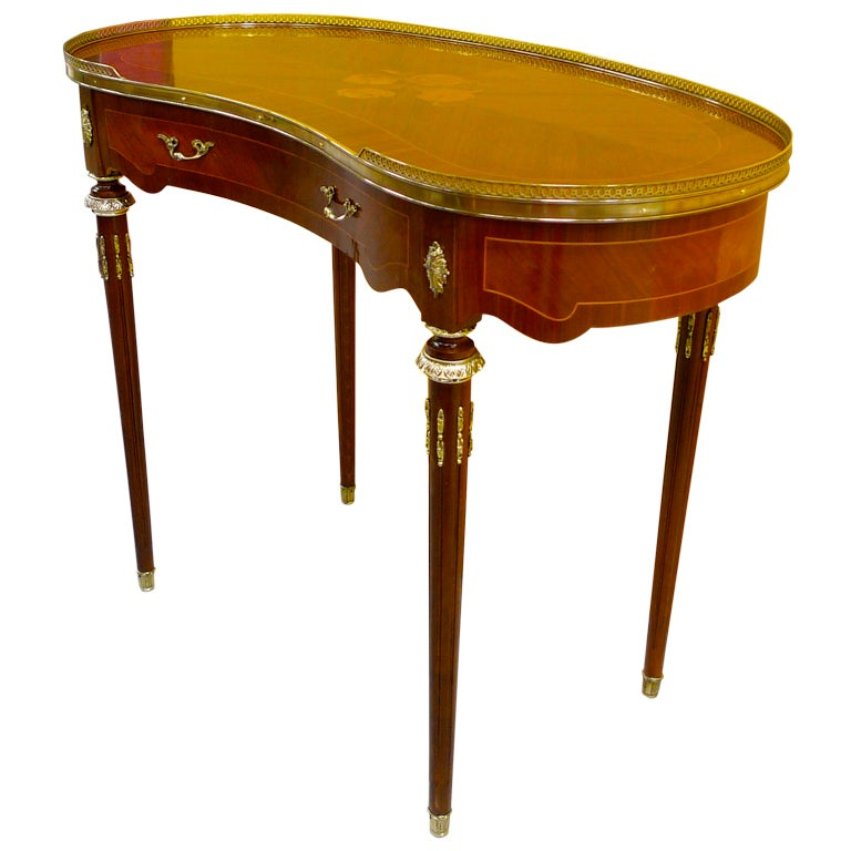 Ladies Writing Desk ~ Louis xvi style ladies writing desk for sale at stdibs