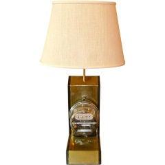 Vintage Electric Company Meter Lamp