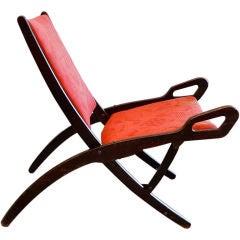 Gio Ponti 'Nifea' Folding Chair
