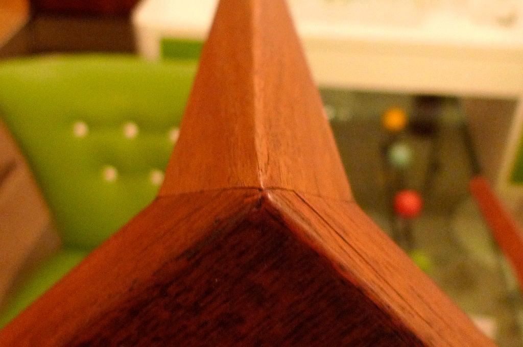 Ludvig Pontoppidan Teak Nesting Tables For Sale 2