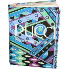 """Pucci - A Renaissance in Fashion"" 1st Edition"