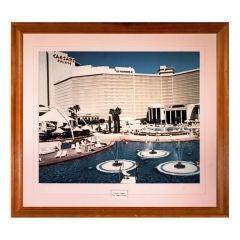 1960's Photograph of Caesar's Palace, Las Vegas