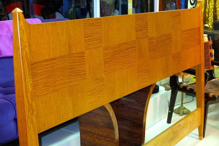 Gregg Lipton King Size Headboard For Sale 2