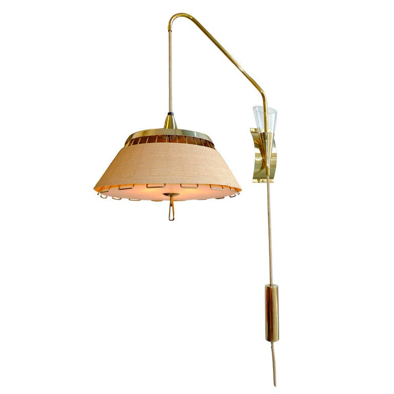 1950 S Counterbalance Swing Arm Wall Lamp By Moe Light At