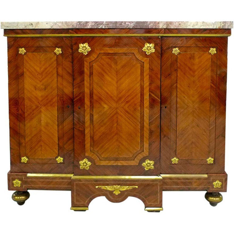 very fine 19th c french meuble hauteur d 39 appui for sale