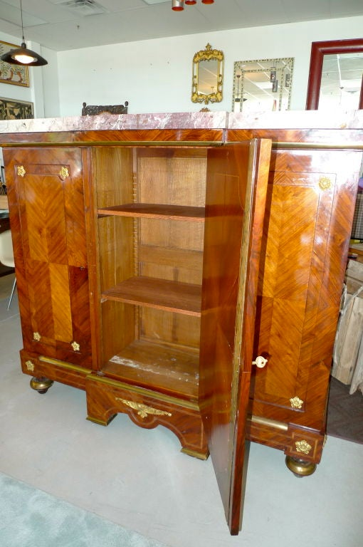 Very fine 19th c french meuble hauteur d 39 appui at 1stdibs for Meuble for french furniture