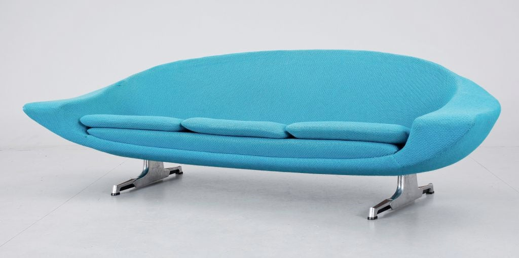 """Capri"" Sofa by Johannes Anderson 2. """