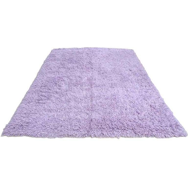 Purple Shag Rug 8' x 10' 1