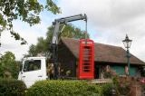 British Red Telephone Box - Model K6A image 8