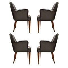 4 Chairs by Carlo di Carli for M. Singer & Sons