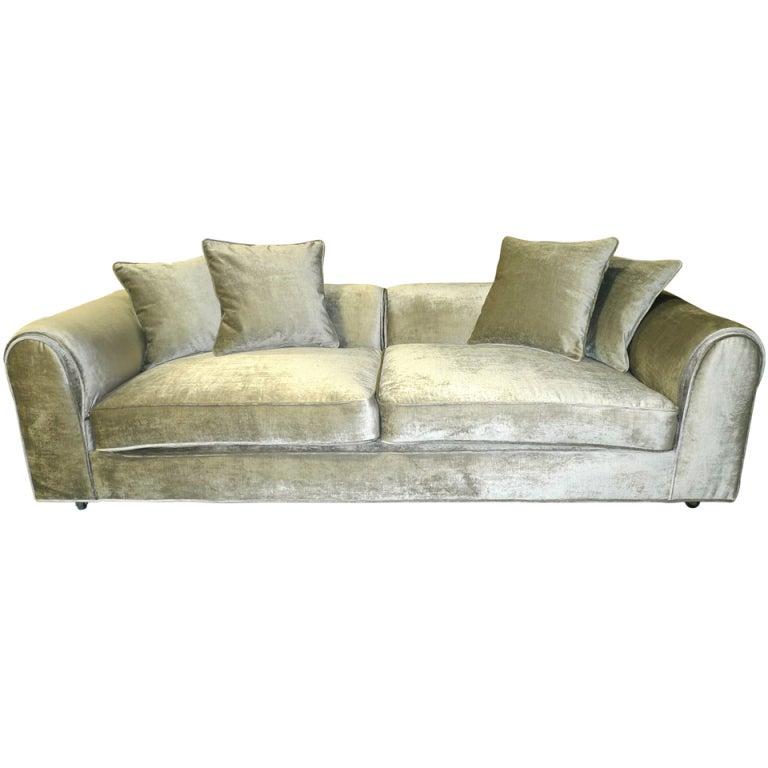 Edward Wormley For Dunbar Harlow Lounge Sofa At 1stdibs