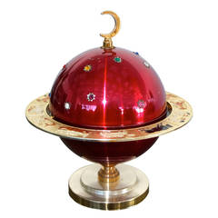 Astrological Constellation Globe Cigarette Holder