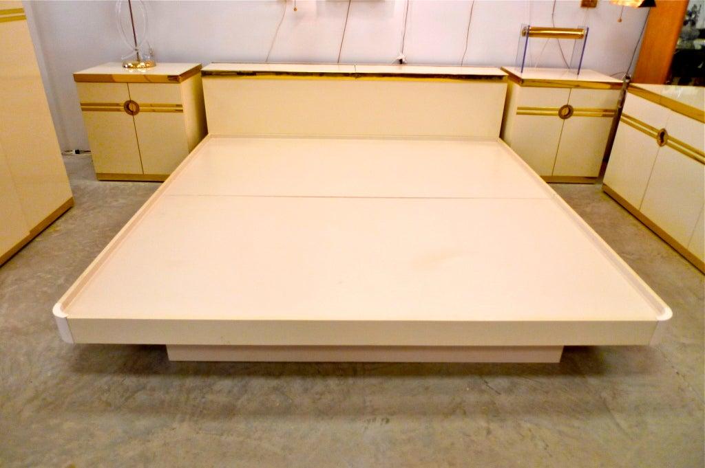 King Platform Bed no Headboard King Size Platform Bed