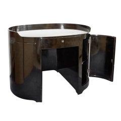 Oval Desk by Luigi Caccia Dominioni for Azucena