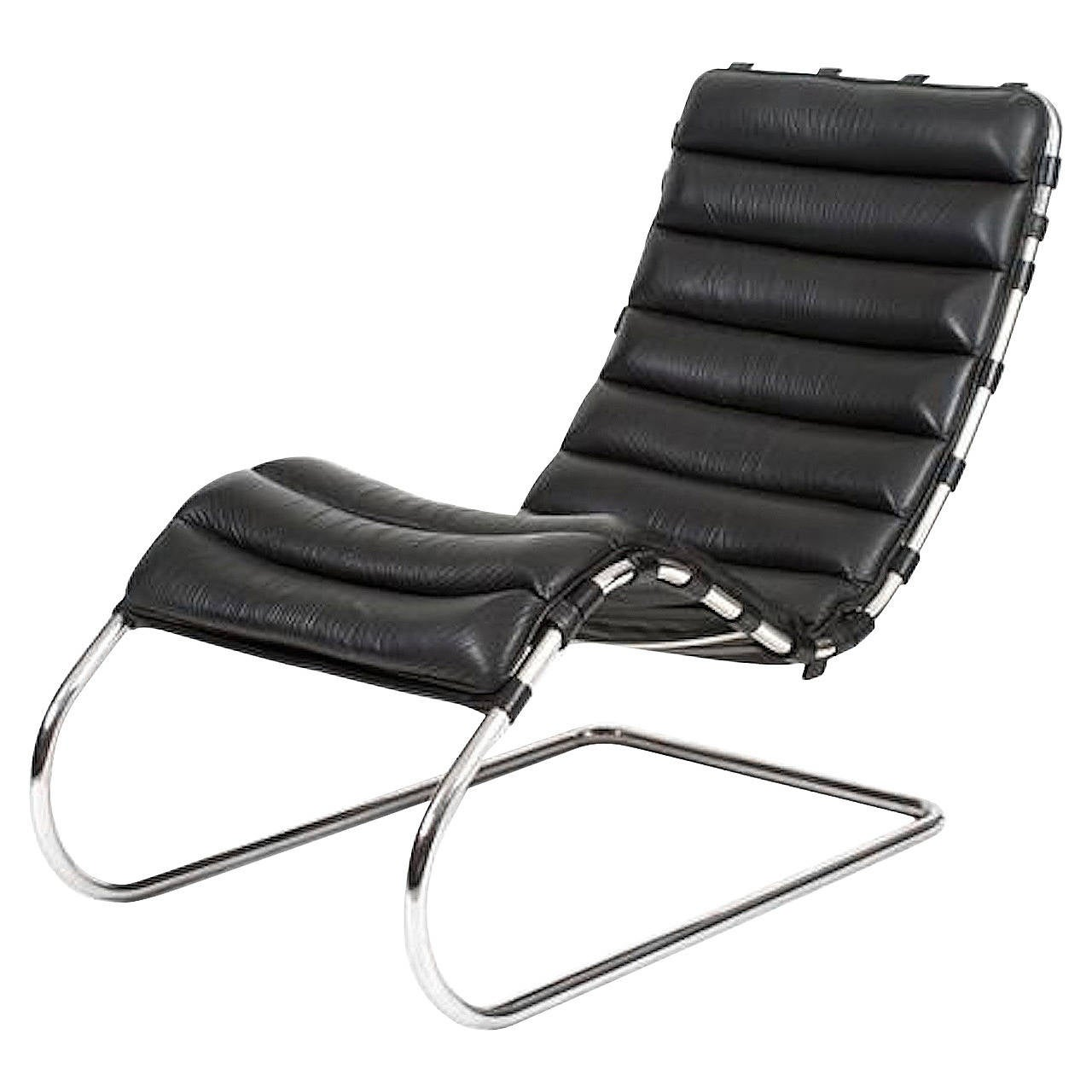 MR Chaise by Mies Van der Rohe for Knoll Studio at 1stdibs