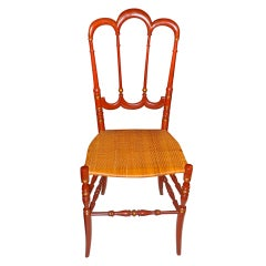 "Chiavari Chair ""Tre Archi"""