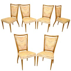 Set of 4 J. Stuart Clingman Dining Chairs for John Widdicomb