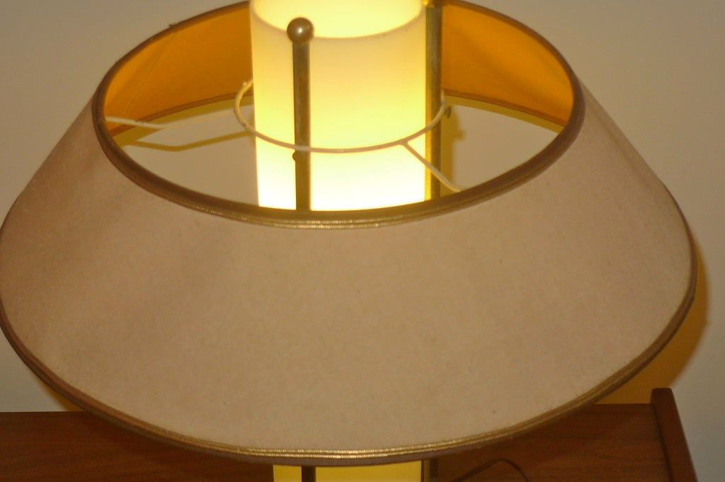 1950 S American Modernist Lamp By Aladdin For Sale At 1stdibs
