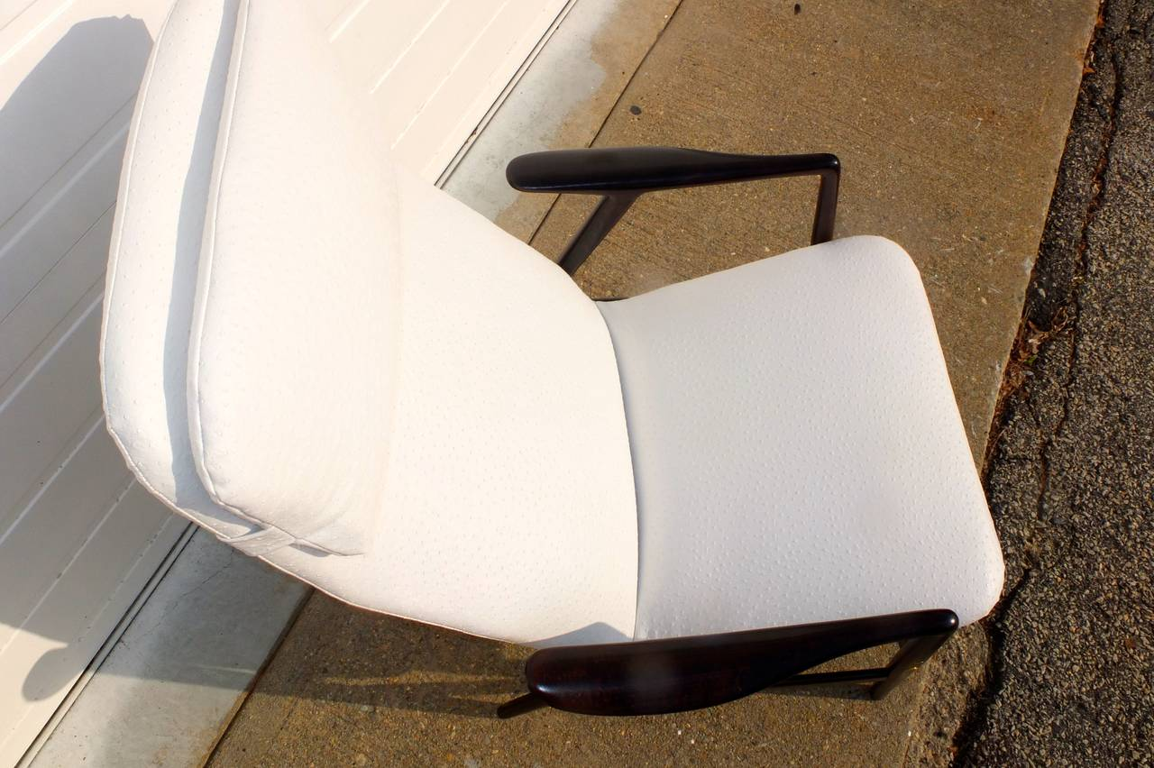 Alf Svensson Reclining Lounge Chair For Sale 2