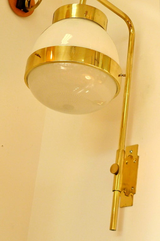 Mid-20th Century Sergio Mazza for Artemide