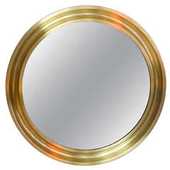 Sergio Mazza 'narciso' Wall Mirror For Artemide