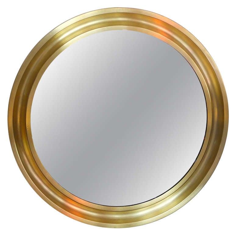 Sergio Mazza 'narciso' Wall Mirror For Artemide