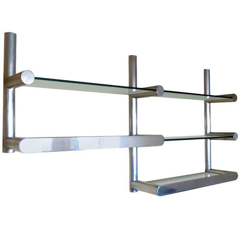 Orba Shelving System by Janet Schwietzer for Pace Collection