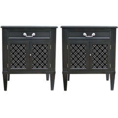 Pair of Vintage Henredon Night Stands