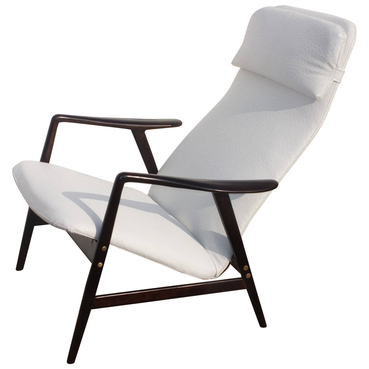 Alf Svensson Reclining Lounge Chair