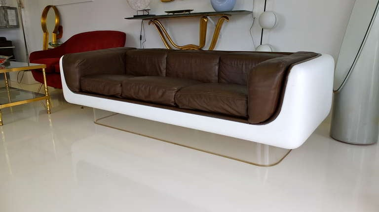 Warren Platner E Pod Sofa For Steelcase In Excellent Condition Hingham Ma